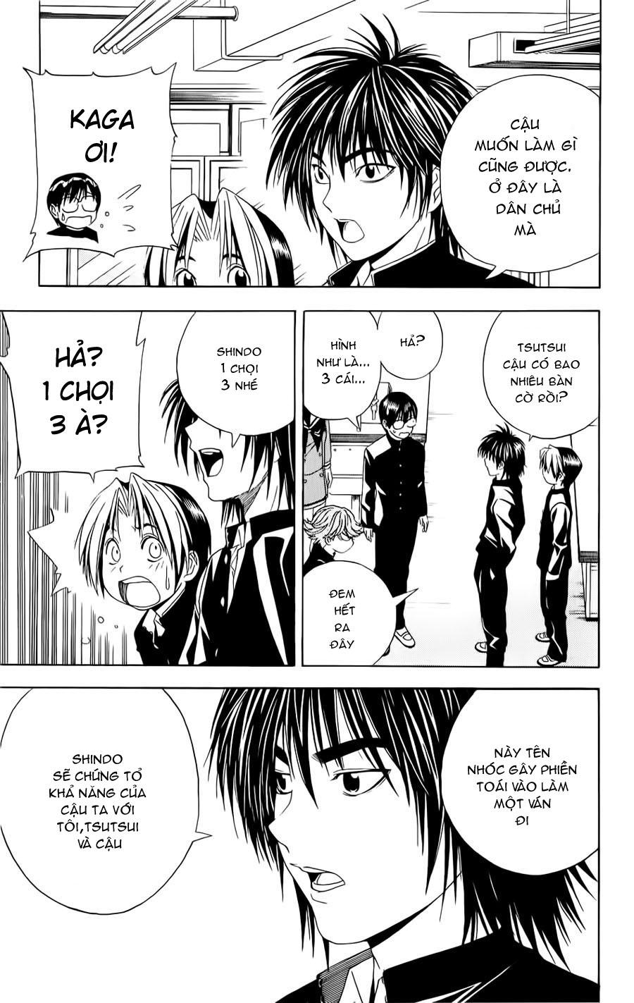 Hikaru No Go hikaru no go chap 42 trang 14