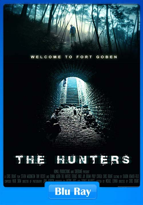 The Hunters 2011 UNCUT 720p BluRay Eng Subs Dual Audio x264 | 480p 300MB | 100MB HEVC