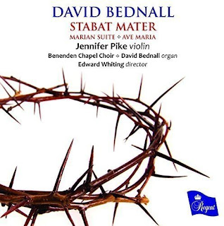 David Bednall - Stabat Mater - Regent Records