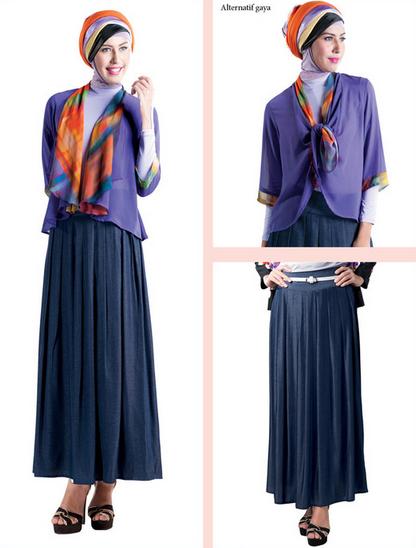 Fashion Busana Muslim Simple