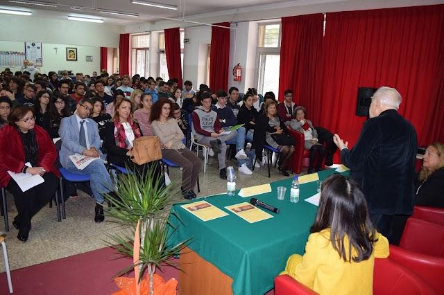 """""""L'Italiano e le Tecnologie Digitali """"""""SABATINI al Liceo Scientifico Statale  Galilei di Lamezia """""""