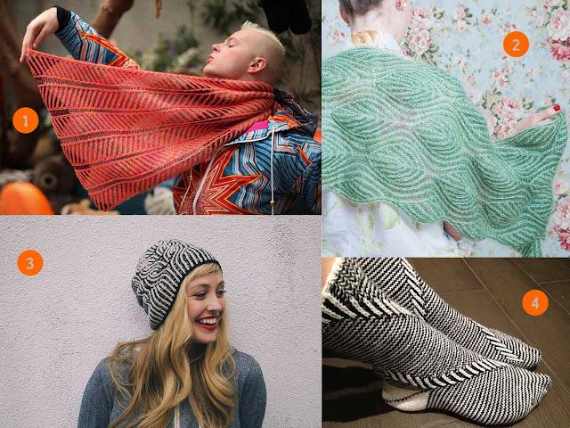 sélection tricots en point brioche