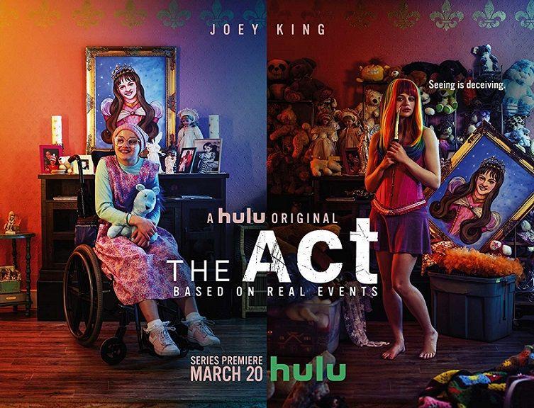مسلسل الرعب والجريمة 2019 The act جوي كينغ قصة حقيقية