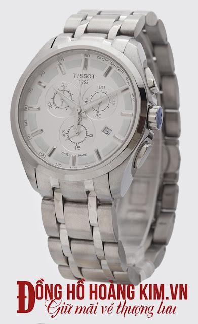 Đồng hồ Tissot dây sắt đáng mua nhất 2016 tại cầu Giấy