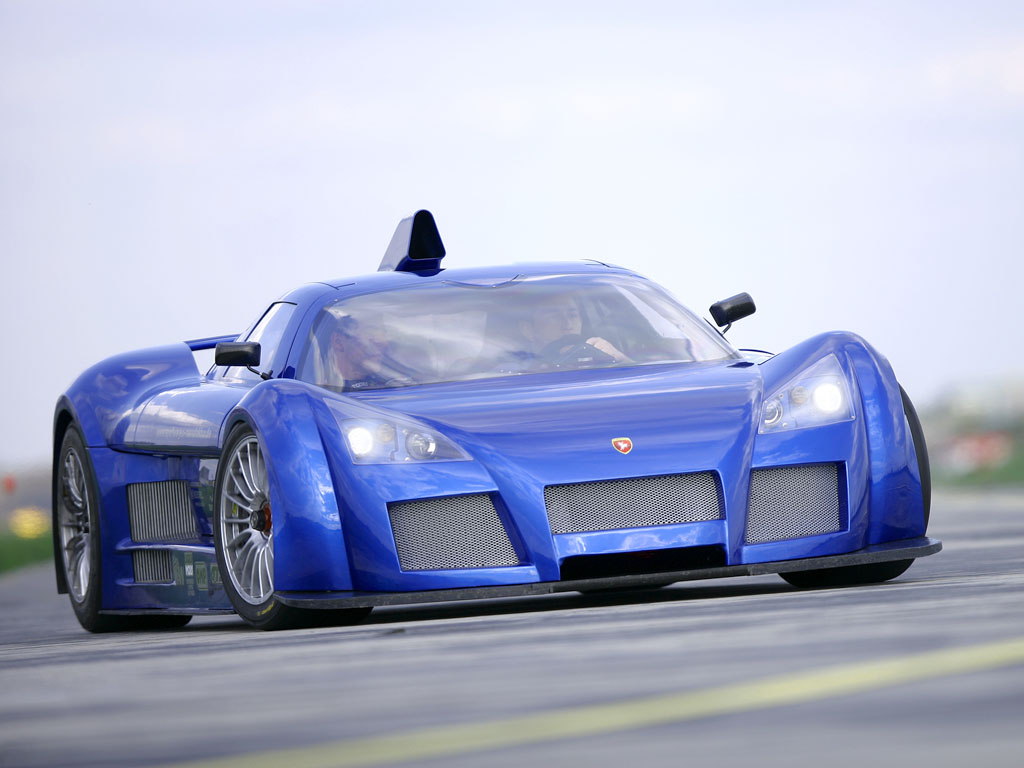 Gumpert Apollo Sports Car V8 ~ Auto Car