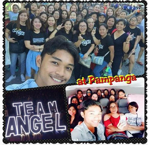 These Photos Clearly Show How Much TEAM ANGEL Loves Angel Locsin!