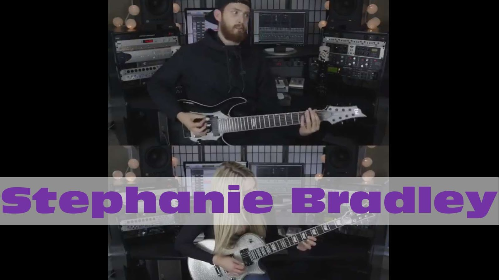 Stephanie Bradley: Metal Version of The Halloween Theme song