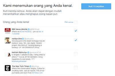 Cara Daftar dan Membuat Akun Twitter Terbaru 9