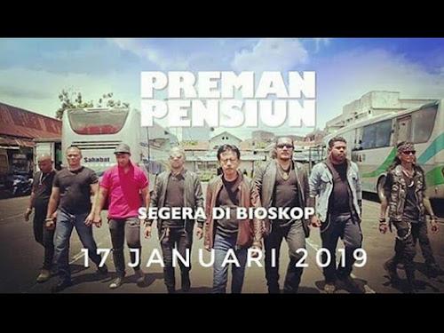 Jadwal tayang film Preman Pensiun