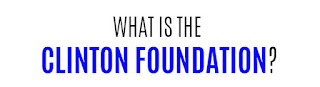 What is the Clinton Foundation?
