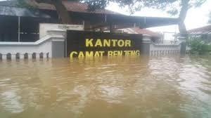 Waspada Gresik Siaga Satu, Empat Kecamatan Diterjang Banjir