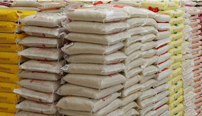Price of rice crashes to N8000 in Ebony state