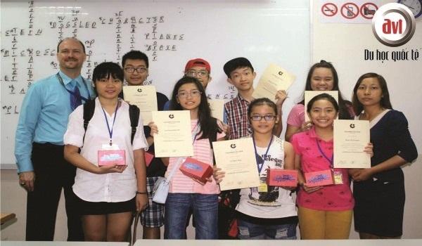 chứng chỉ khóa du học hè tại Singapore