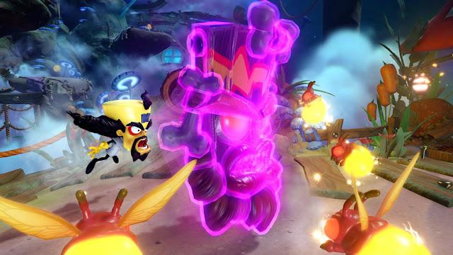 Crash Bandicoot y Cortex llegarán también a Skylanders en ONE y WiiU