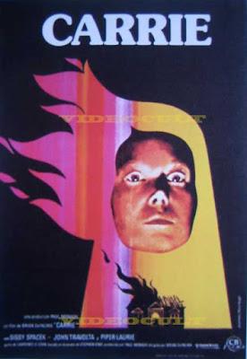 Carrie, Stephen King, Brian de Palma