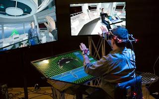 Kegunaan Aplikasi Virtual Reality
