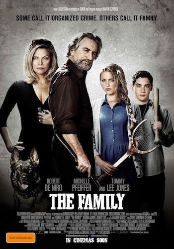The Family 2013 Hindi Dubbed 300mb Movie Download