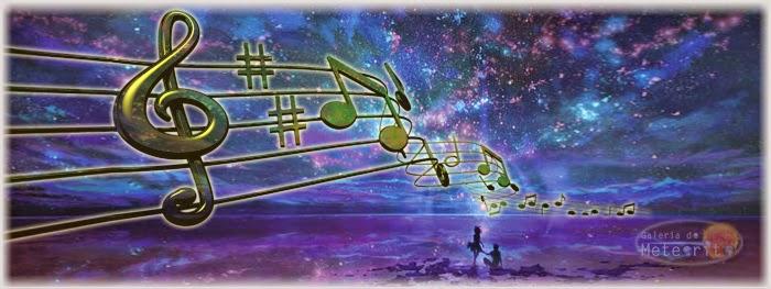 estrelas produzem som