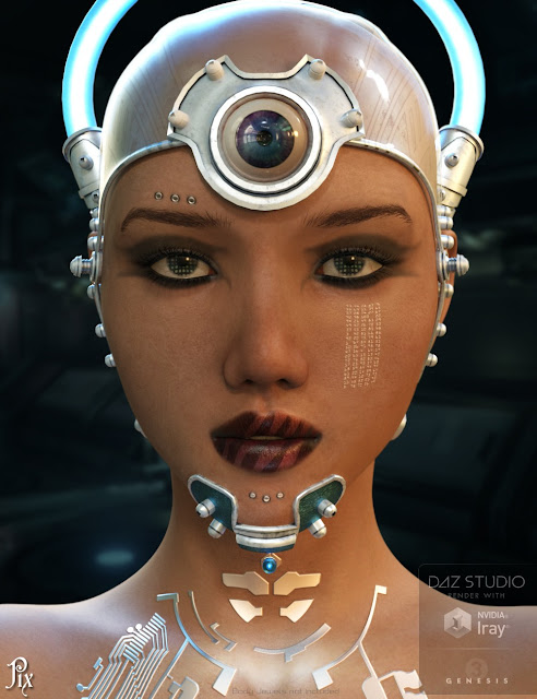 Pix Circuit for Genesis 3 Female