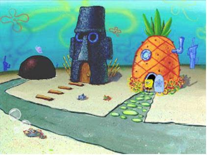 10 Fakta Tersembunyi SpongeBob SquarePants