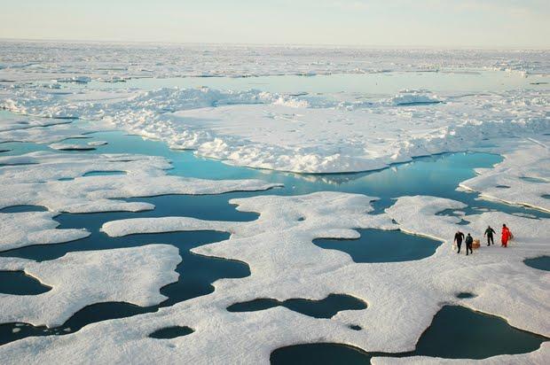 Badan Cuaca PBB Selidiki Gelombang Panas Tertinggi di Lingkar Arktik