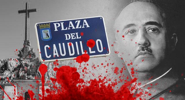 Denuncian a la Fundación Franco por ofrecer apoyo legal a ayuntamientos que incumplan la ley de memoria histórica
