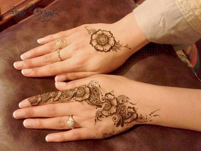 Mehndi Designs For Fingers Only : Menhdi designs 2013 2014 for hands top mehndi women