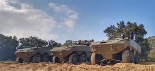 APC Eitan 8x8 Israel
