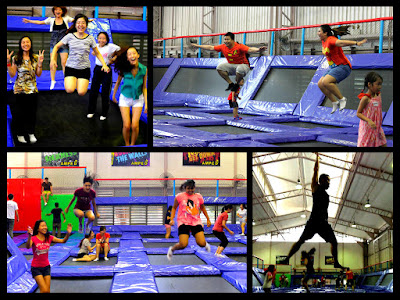 Amped Trampoline Park Indonesia