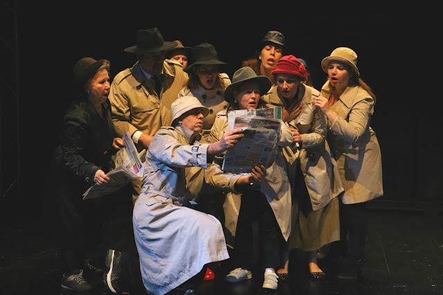 Oficina de Formação de Atores do Teatro das Figuras deu origem a «Morreu Pavarotti»