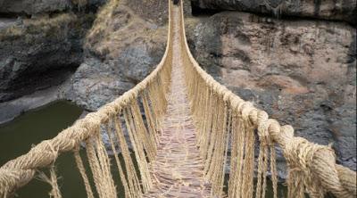 Inilah 5 Jembatan Teraneh yang Pernah Ada