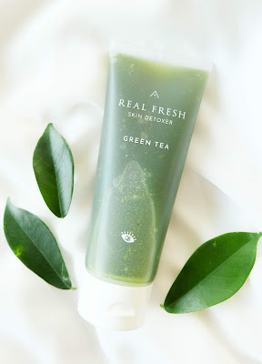 Real Fresh Skin Detoxer in Green Tea