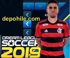 DLS19 CR Flamengo Takımı Yaması İndir Tam Kadro +Video