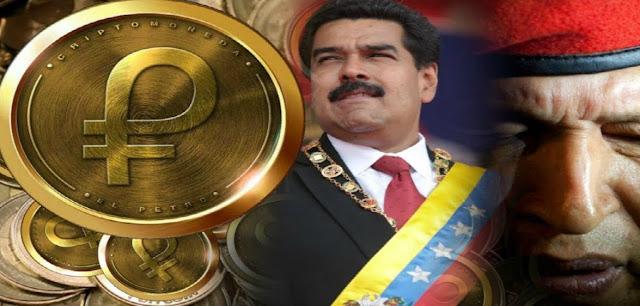 Venezuela: el Petro o el vuelo del avestruz