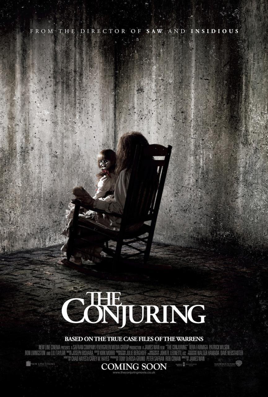 Nonton Film The Conjuring (2013)