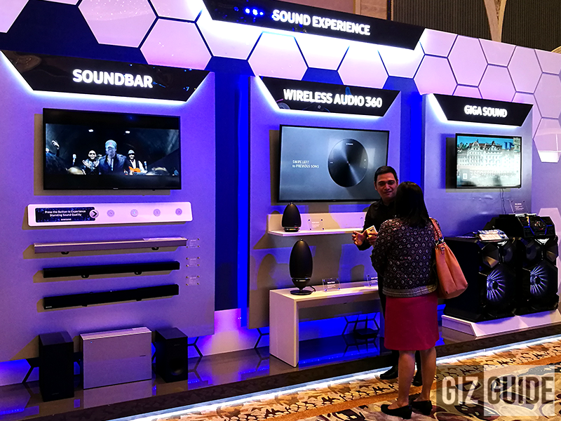 Audio solutions by Samsung