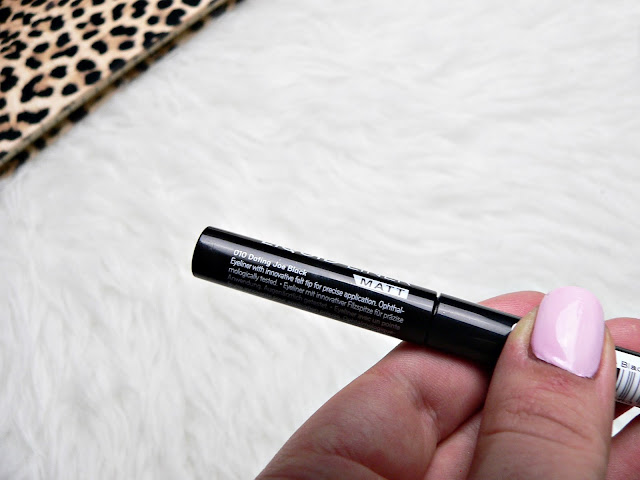 Catrice Liquid liner 010 dating joe black review swatches