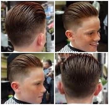 Cukuran dan Gaya Rambut SLICKER HAIRSTYLE