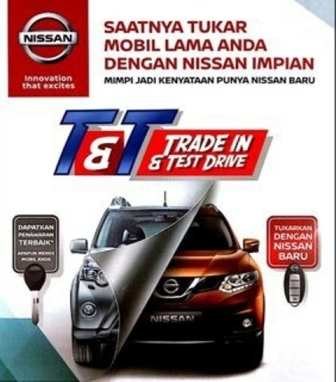 Promo Trade In Festival mobil Nissan
