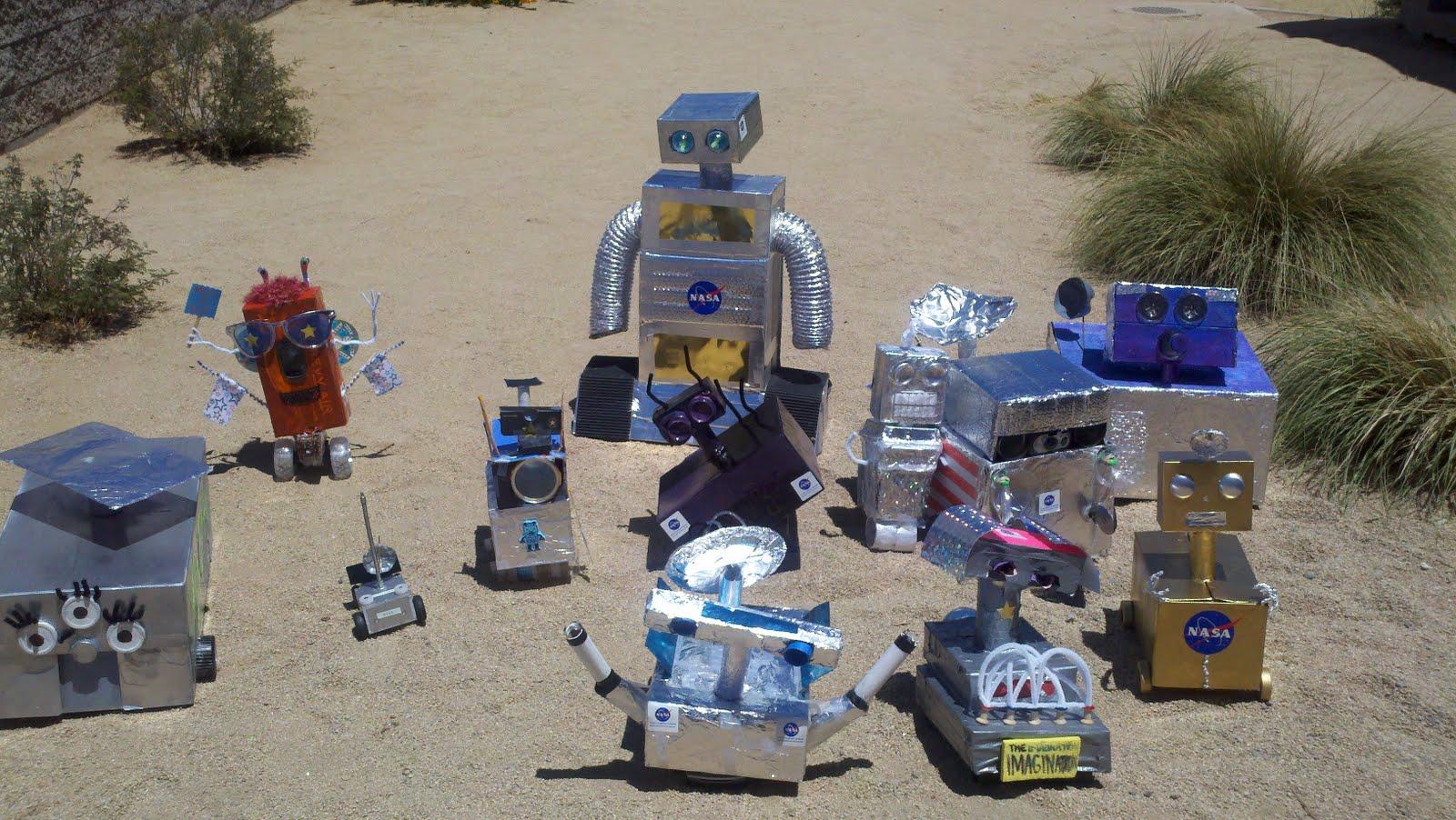 mars rover school project - photo #23