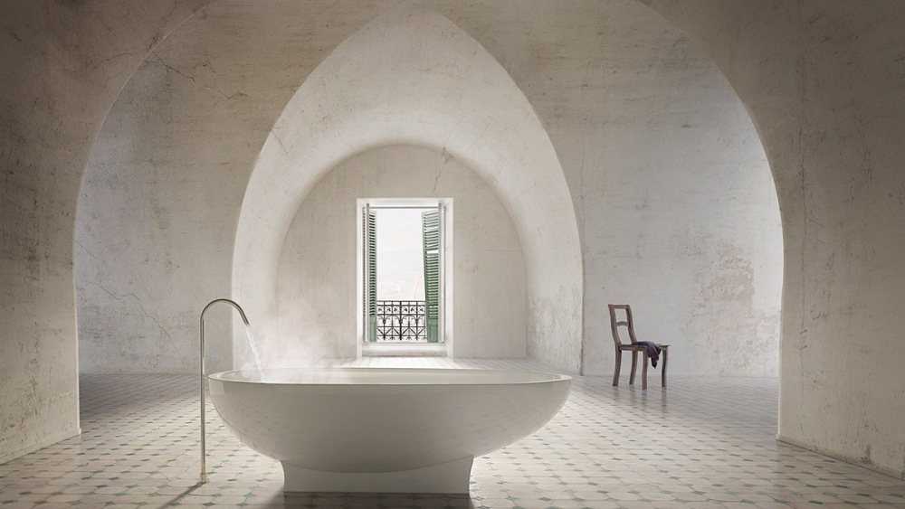 Amazing! 35 Bathtub Ideas With Luxurious Appeal