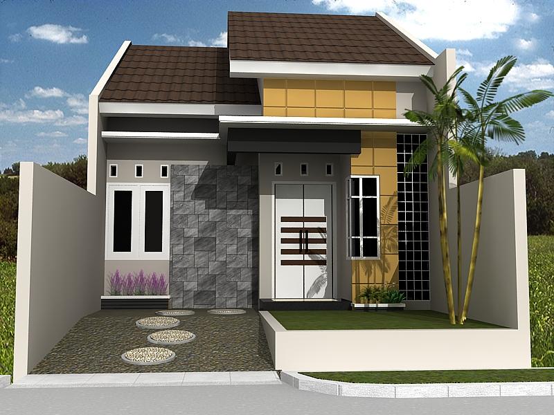 Desain Eksterior rumah idaman minimalis