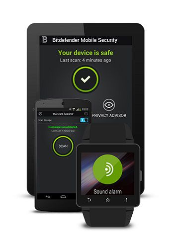 Bitdefender Mobile Security provides smart antivirus and web security for devices running Android.