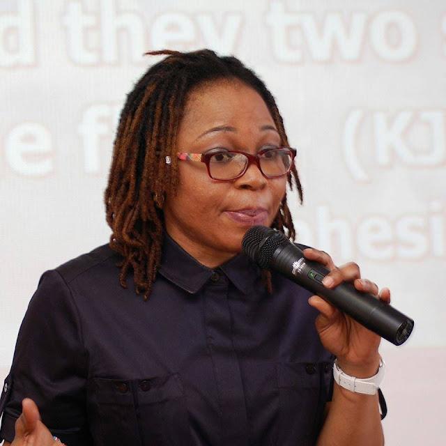 Klimax founder Kemi Tomide-Johnson