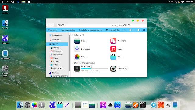 Download Tema Windows 10 Keren dan Kekinian, gratis, Siap Pakai!