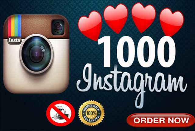PERMANENT 1000 High Quality lnstagram Likes