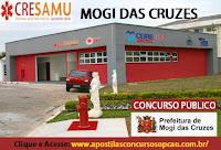 Apostila do Concurso CRESAMU Migi SP - 2015