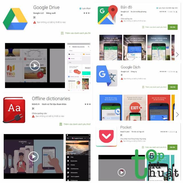 Không có mạng vẫn có thể tiếp tục công việc với 5 ứng dụng Android cực hữu ích