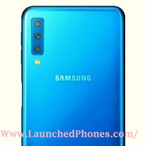 became the source Samsung triple photographic television receiver camera telephone on the bring upwards in addition to the telephone contains a full of Samsung Milky Way A7 launched alongside the 4 cameras