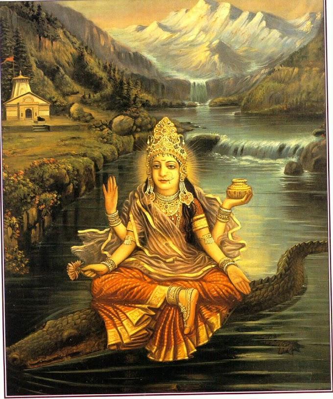 Our Holy River Ganga